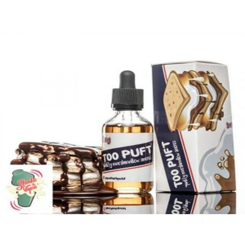 Too Puft Shake&Vape Too E-Liquid 60ml