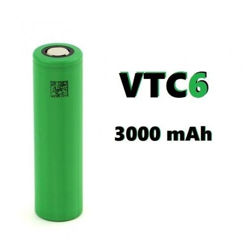 Sony 18650 VTC6 - 3000Mah 30A