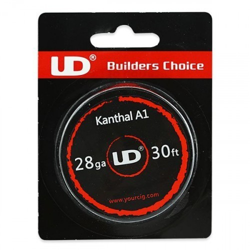 UD Atomizer Diy Roll Coil Kanthal A1 D 0.3mm 10m