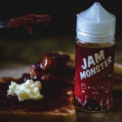 Jam Monster - Strawberry Shake&Vape 50ml