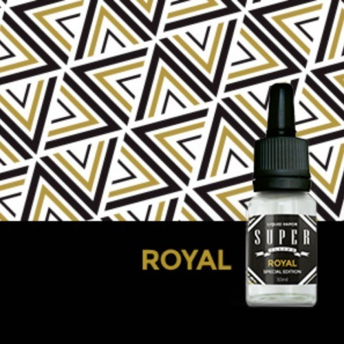 Super Flavor - Black Edition Royal 10ml