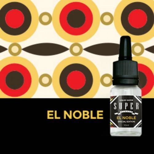Super Flavor - Black Edition El Noble 10Ml